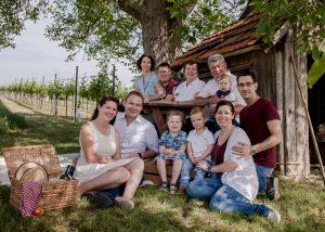 Schmeiser Fotografie - Familienfoto Weingarten